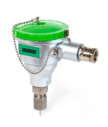 Реле потока жидкости и газа