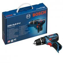 Аккумуляторная ударная дрель-шуруповерт Bosch GSB 10,8-2-LI 0.601.9B6.901