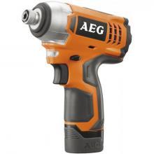 Аккумуляторный гайковерт AEG BSS 12C Li 411680