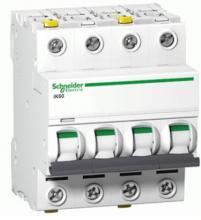 Автоматический выключатель iK60N C40A 4P арт. A9K24440