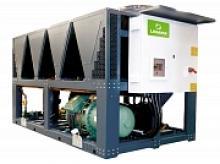 Чиллеры моноблочные c винтовыми компрессорами, Free Cooling (до 1688 кВт) LUC-RAK.E/FC…320 2V—960 4V