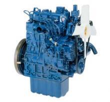 Дизельный двигатель Kubota D1105-T (Турбо)