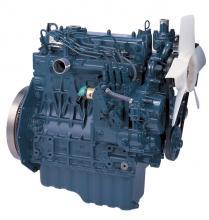 Дизельный двигатель Kubota V1505