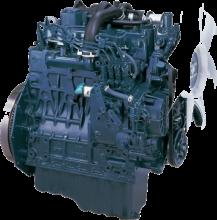 Дизельный двигатель Kubota V1505-T (Турбо)