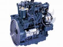 Дизельный двигатель Kubota V2607 DI-T