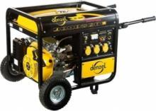 Генератор бензиновый  Denzel DB8500Е