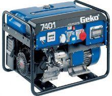 Бензогенератор GEKO 7401 ED-AA/HEBA (Германия)