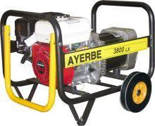 Бензогенератор AYERBE AY 3800 H (Испания)