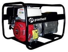 Бензогенератор GrantVolt GVR 9000 T (Испания / Италия)