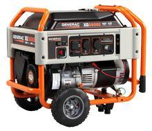 Бензогенератор Generac GP 5000 (США)