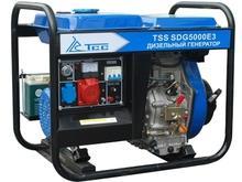 Дизельгенератор TSS SDG 10000E (Россия)
