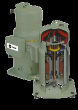 Спиральные компрессоры Trane серии CSHA, CSHS