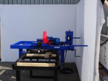 Кромкообрезной станок однопильный КЕДР 5,5 кВт