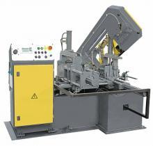 Ленточнопильный станок двухколонный автоматический Beka-Mak BMSO 320 LH PLC