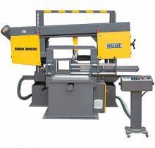 Ленточнопильный станок двухколонный автомат Beka-Mak BMSO 440 CGH PLC
