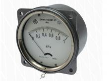 Дифманометр-тягомер СПЗ ДТмМП-100-М1