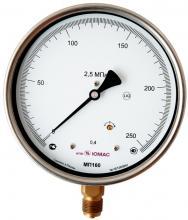 Мановакуумметр эталонный с условной шкалой Юмас МВПЭ250Н-0.4 (0.25)