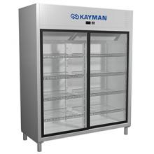 Шкаф холодильный KAYMAN К-ШХ1400-К