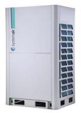 Наружный блок Systemair SYSVRF 280 AIR EVO HP R