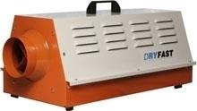 Тепловая пушка 10 кВт DryFast DFE 40 T