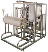 Комбинированные пастеризационно-охладительные установки типа ОПТ-3