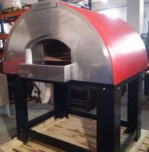 Печь дровяная для пиццы Vesta «2 пиццы»