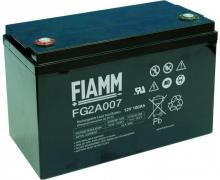 Аккумулятор FIAMM FG 2A007 (FGL 12-100)