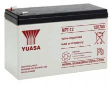 Аккумулятор YUASA NP 7-12