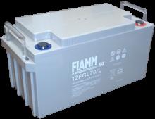 Аккумулятор FIAMM FG 26505 (12FGL70)