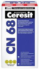 Тонкослойная самовыравнивающаяся смесь Ceresit CN 68