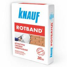 Штукатурка гипсовая Knauf ROTBAND