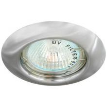 Светильник точечный 35Вт (G5.3,12В,хром) IP20