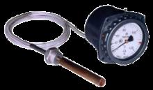 Термометр манометрический Теплоконтроль ТКП-100ЭК