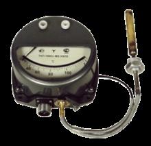 Термометр манометрический Теплоконтроль ТКП-160Сг-М2