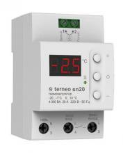 Терморегулятор DS Electronics terneo sn20