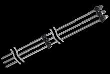 Трехэлектродный кондуктометрический датчик уровня ОВЕН ДУ.3