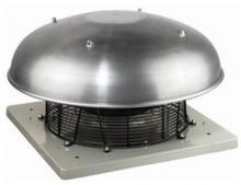 Вентилятор крышный осевой SYSTEMAIR DHA sileo 400E4
