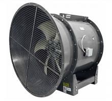 Осевой вентилятор подпора NED VPO-KDB-12,5-6