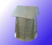 Крышные вентиляторы дымоудаления  ВО-21-210КБ-16,0ДУ-8 АИР225М8